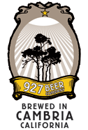 927-beer co logo